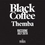 Black Coffee al Musica di Riccione