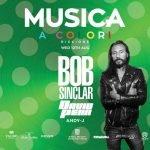 Bob Sinclar al Musica Club di Riccione