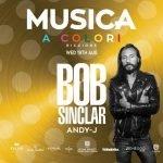 Bob Sinclar alla Discoteca Musica di Riccione