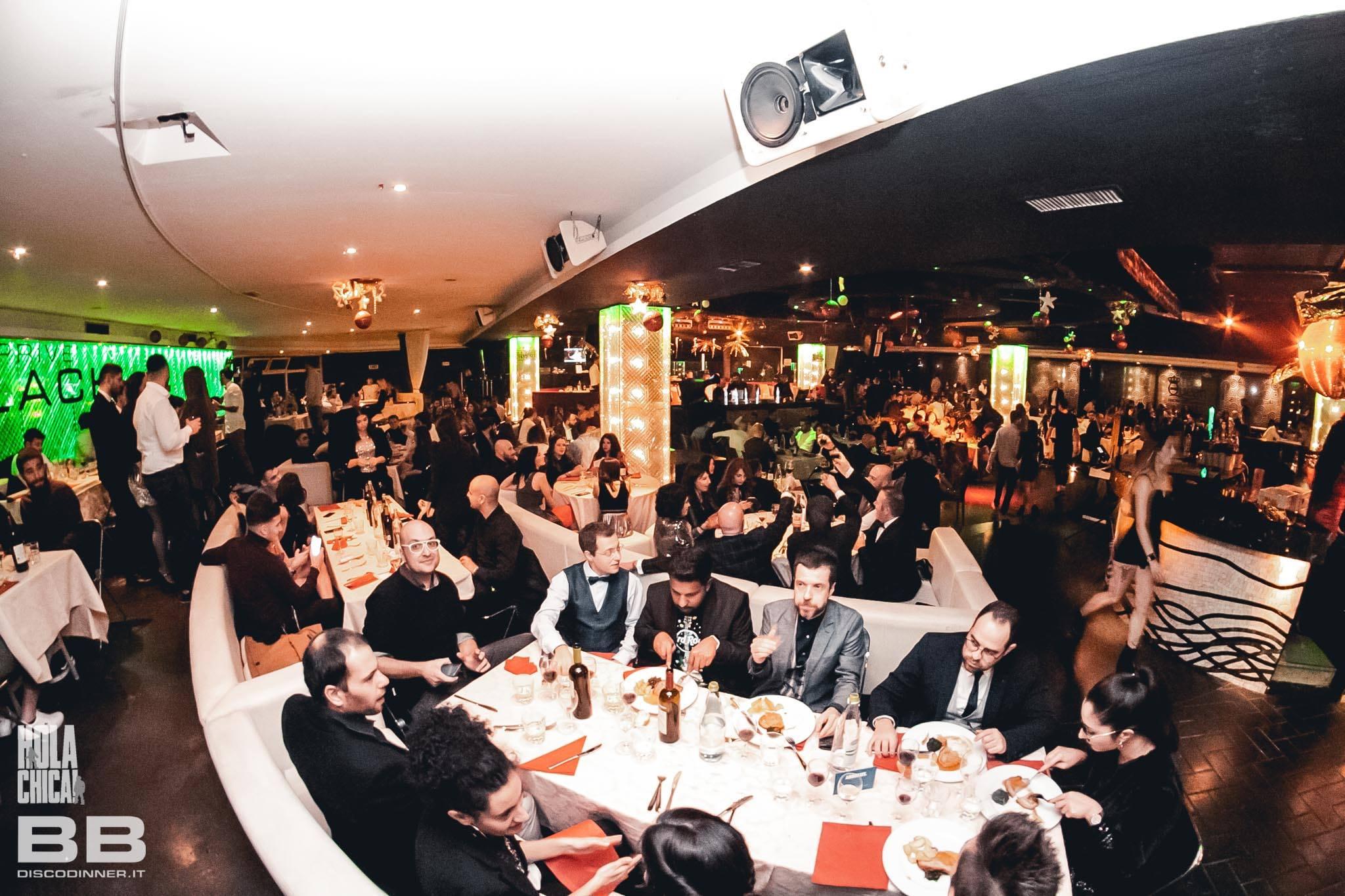 Capodanno 2022 al BB Disco Dinner