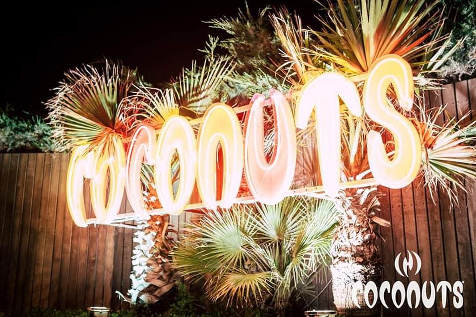 Capodanno 2022 al Coconuts di Rimini