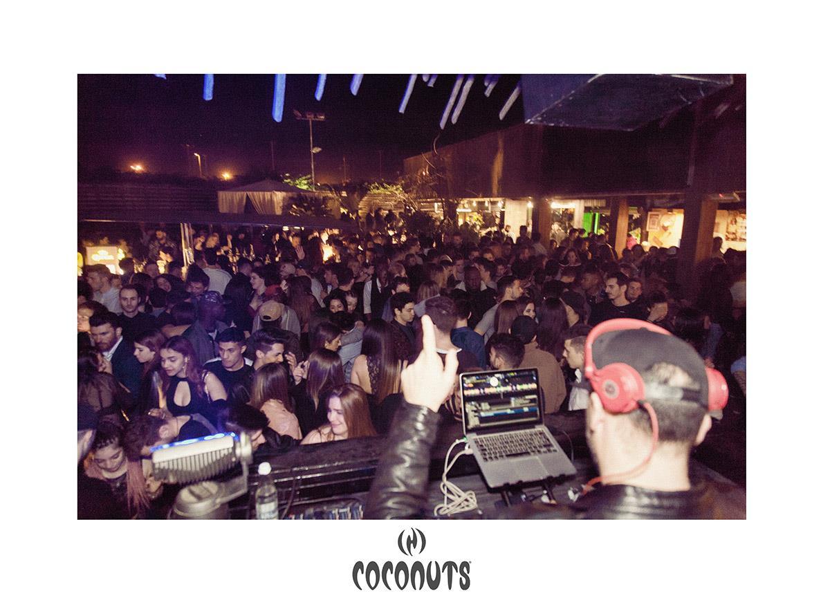 Coconuts Rimini, inizia la settimana di Ferragosto
