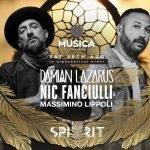 Damian Lazarus e Nic Fanciulli alla Discoteca Musica di Riccione