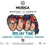 Deejay Time alla Discoteca Musica di Riccione
