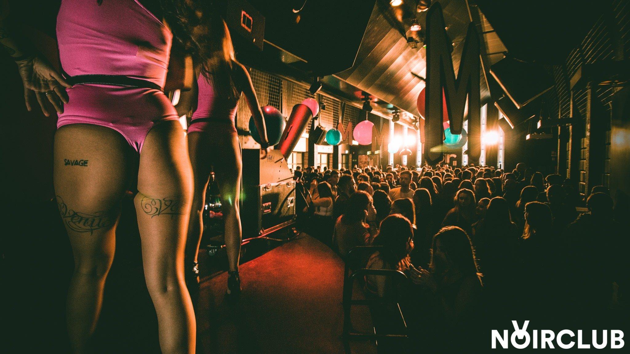 Discoteca Noir Jesi, ultimo dell'anno