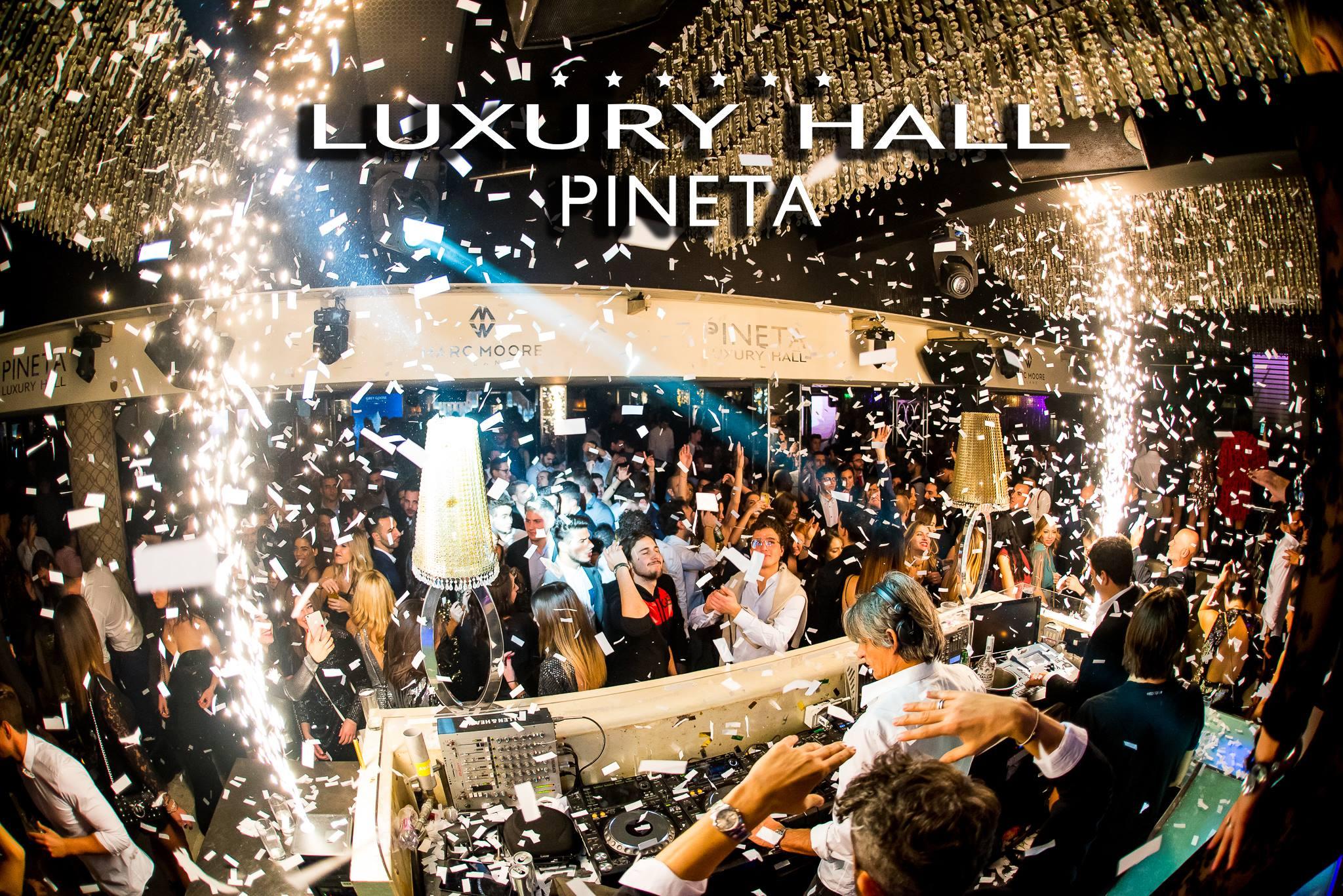 Discoteca Pineta Milano Marittima, il club Vip d'Italia