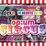 Ferragosto Circus al Geko di San Benedetto Del Tronto