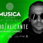 Musica Club Riccione, guest dj Ilario Alicante
