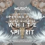Musica Club Riccione, White Spirit