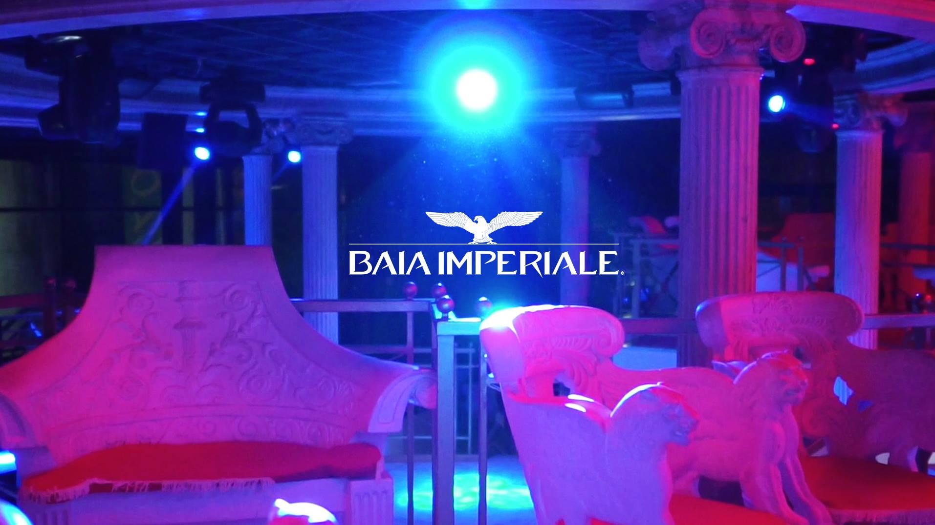 Strabiliante evento pre Notte Rosa alla Discoteca Baia Imperiale