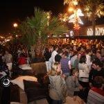 Ferragosto 2009 alla discoteca Coconuts di Rimini