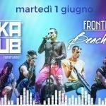 I Moka Club al Frontemare di Rimini