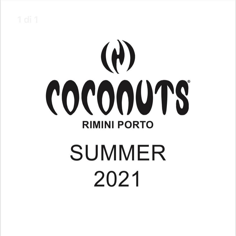 Il grande Sabato pre Ferragosto alla Discoteca Coconuts di Rimini