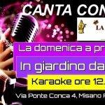 Karaoke a La Taverna dei Re di Misano Adriatico
