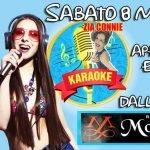 Karaoke al ristorante Moretti di San Benedetto Del Tronto