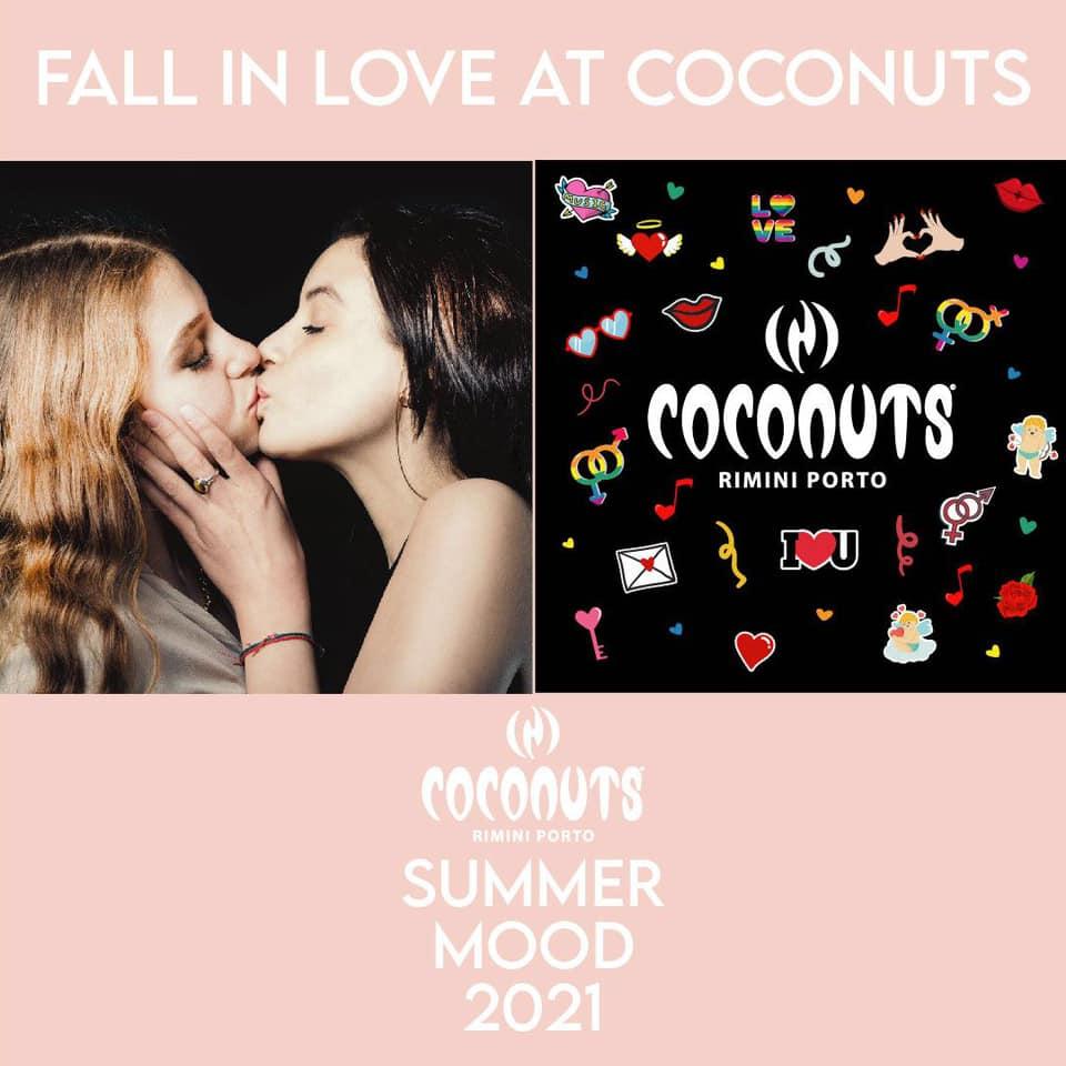 La mitica movida romagnola alla Discoteca Coconuts di Rimini