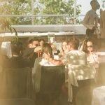 La Terrazza San Benedetto, pranzo, apericena e cena