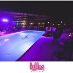 Vip party alla discoteca Byblos di Riccione