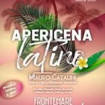 Apericena Latino al ristorante discoteca Frontemare di Rimini