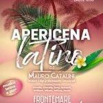 Apericena Latino e partita al Frontemare di Rimini