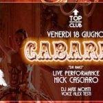 Cabaret al Top Club by Frontemare Rimini