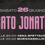 Cena spettacolo, musica e bollicine al Jonathan di San Benedetto Del Tronto