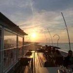 Chalet Beach Marina di Montemarciano, finisce il weekend