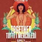 Together alla Discoteca Coconuts di Rimini