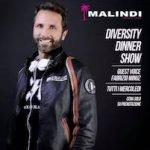 Diversity dinner show al Malindi Beach Cafè di Cattolica