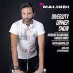 Diversity dinner show al Malindi Beach di Cattolica