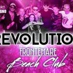 Revolution live al Frontemare di Rimini