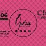 Gio Brunetti e Jacopo Lilli all'Operà Beach Club di Riccione