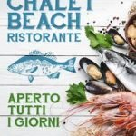 Il weekend allo Chalet Beach Marina di Montemarciano