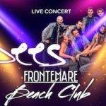 Jbees live al Frontemare Beach Club di Rimini