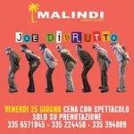 Joe Dibrutto live al Malindi Beach Cafè di Cattolica