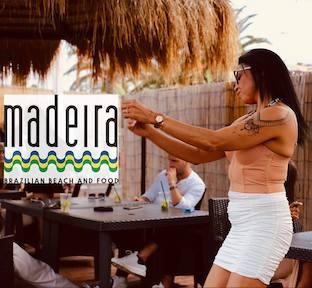 La cena illimitata del Madeira di Civitanova