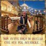 Primo weekend estivo del ristorante Bounty di Rimini