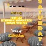 Raf dj al Malindi Beach Cafè di Cattolica