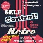 Self Control allo Chalet Mosquito di Porto Potenza Picena