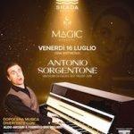 Antonio Sorgentone + Nostalgia 90 allo Shada di Civitanova Marche