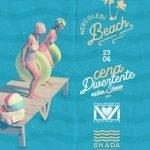 Staff Movimenti Notturni allo Shada Beach Club di Civitanova Marche
