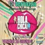 Hola Chica Opening Summer 2021 La Terrazza San Benedetto Del Tronto