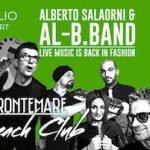 Alberto Salaorni e Al-B Band al Frontemare di Rimini