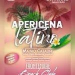 Apericena Latino alla discoteca Frontemare