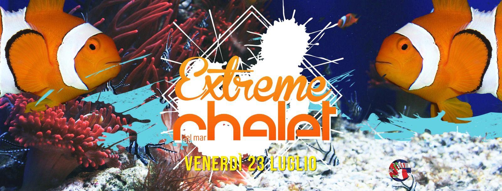 Aperitivo, cena e dopocena con Extreme, Chalet Del Mar
