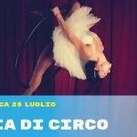 Aria di Circo a La Banchina di Ancona