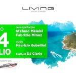 Attenti a quei due al Living Disco di Misano Adriatico