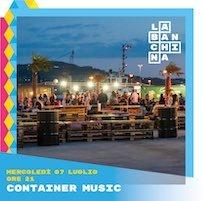 Container music a La Banchina di Ancona