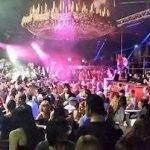 Due ambienti alla Discoteca Pascià di Riccione