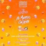 El Martes Caliente special edition allo Shada Beach Club